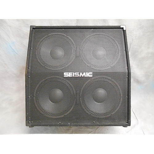 Seismic Audio SA412 Slant Guitar Stack