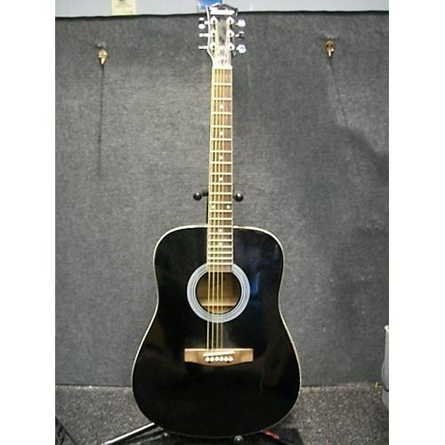 Maestro SA41BKCH Acoustic Guitar
