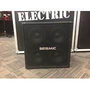 Seismic Audio SA4X8 Bass Cabinet