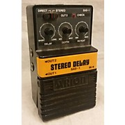 Arion SAD-1 Stereo Analog Delay Effect Pedal