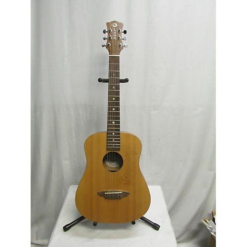 Luna Guitars SAF HEN Acoustic Guitar