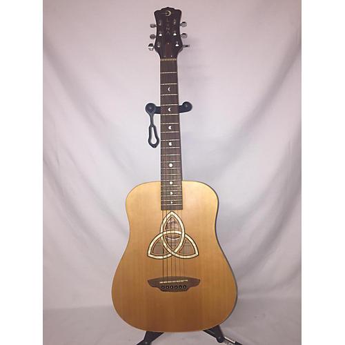 Luna Guitars SAFARI TRINITY Acoustic Guitar