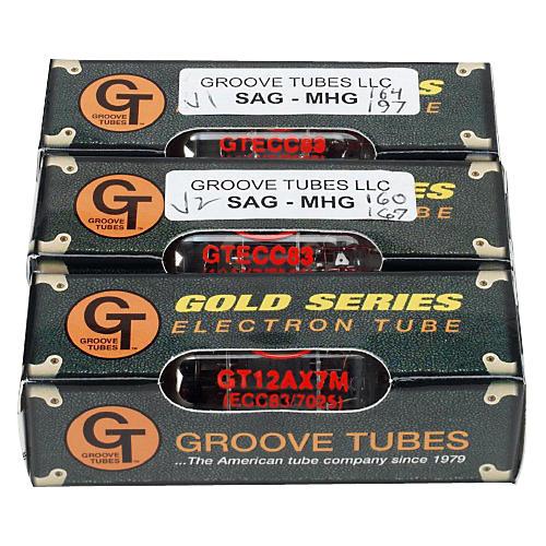 Groove Tubes SAG-MHG Marshall High Gain Preamp Tube Changing Kit