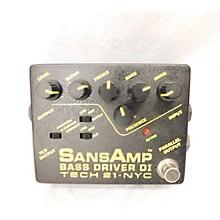 Tech 21 SANSAMP BASS DRIVER Bass Effect Pedal