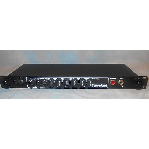 Tech 21 SANSAMP RBI RACK Bass Preamp