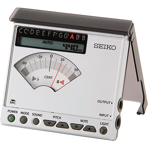 Seiko SAT1100 Chromatic Tuner Regular