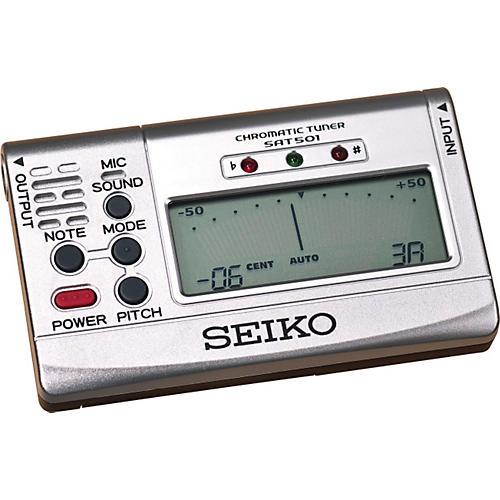 Seiko SAT501 Chromatic Tuner-thumbnail