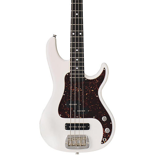 GampL SB 2 Bass Guitar White
