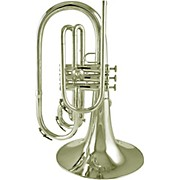 King SB20P Marching F Mellophone