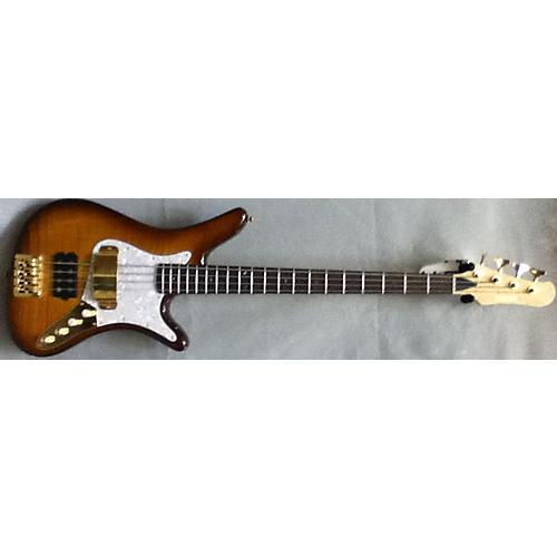 Carvin SB4000 Electric Bass Guitar-thumbnail
