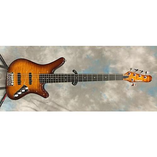 Carvin SB5001 Electric Bass Guitar-thumbnail