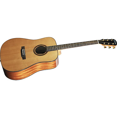 Great Divide SBDC-17-G Dreadnought Solid Cedar Top Acoustic Guitar-thumbnail