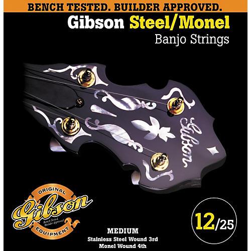 Gibson SBG-573M Banjo Strings
