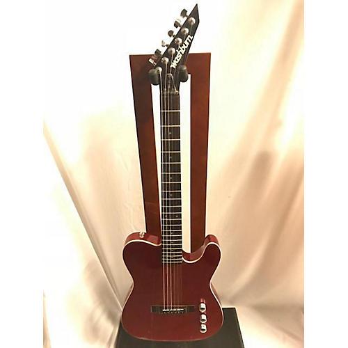 used washburn sbt 21 acoustic electric guitar red guitar center. Black Bedroom Furniture Sets. Home Design Ideas