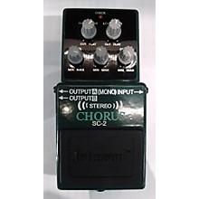 Johnson SC-2 Stereo Chorus Effect Pedal