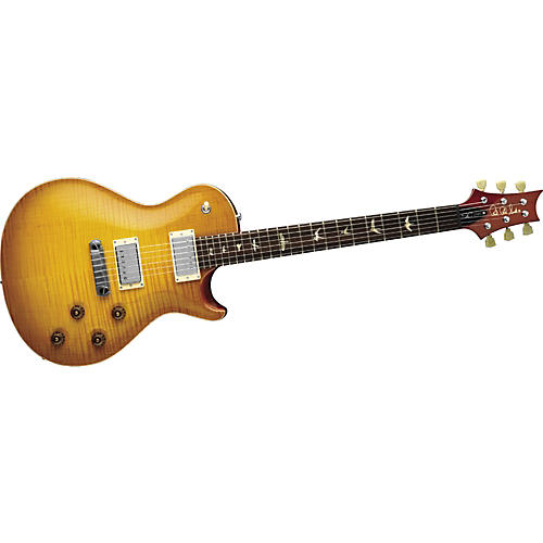 PRS SC 245 Flame Maple Top and Stoptail Electric Guitar-thumbnail
