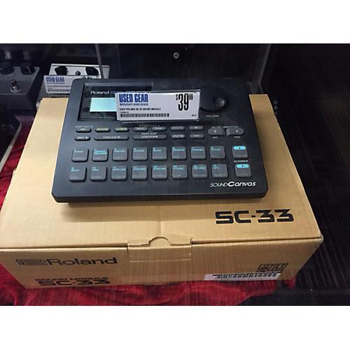 Roland SC-33 Sound Module