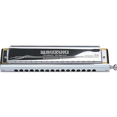 Suzuki SC-56 Slider Chromatic Harmonica