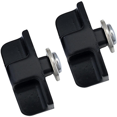 Gibraltar SC-TS Toe Stop for Pedal Boards 2-Pack