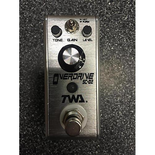 TWA SC02 Overdrive Effect Pedal