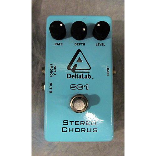 Deltalab SC1 Chorus Effect Pedal