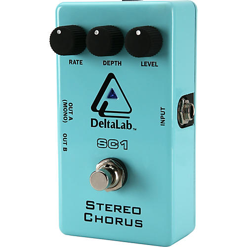 DeltaLab SC1 Stereo Chorus Guitar Effects Pedal