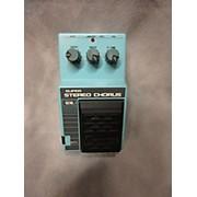 Ibanez SC10 Super Stereo Chorus Effect Pedal