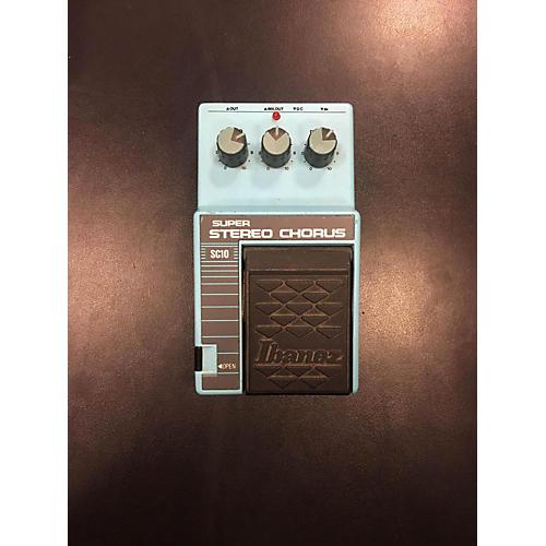 Ibanez SC10 Super Stero Chorus Effect Pedal