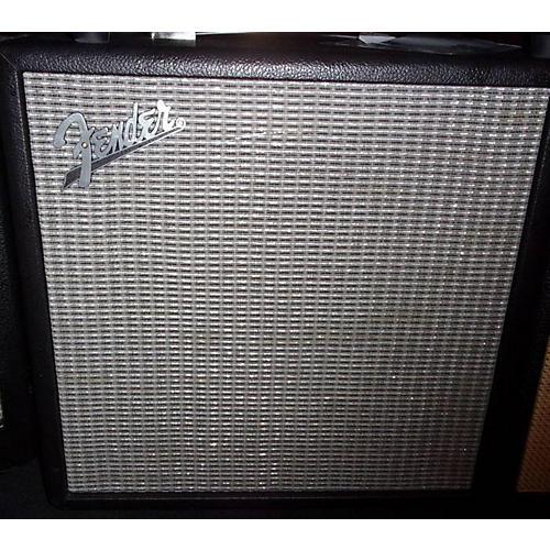Fender SC112 Black Guitar Cabinet-thumbnail