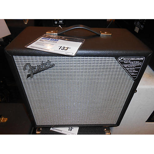 Fender SC112 Guitar Cabinet-thumbnail
