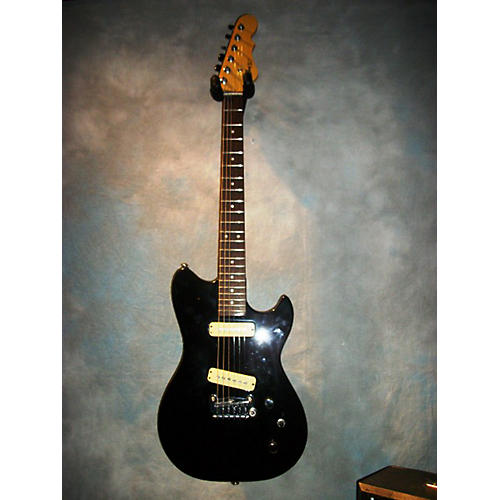 G&L SC2 Solid Body Electric Guitar Black
