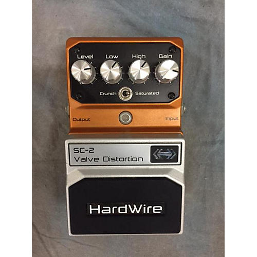 Digitech SC2 VALVE DISTORTION Effect Pedal