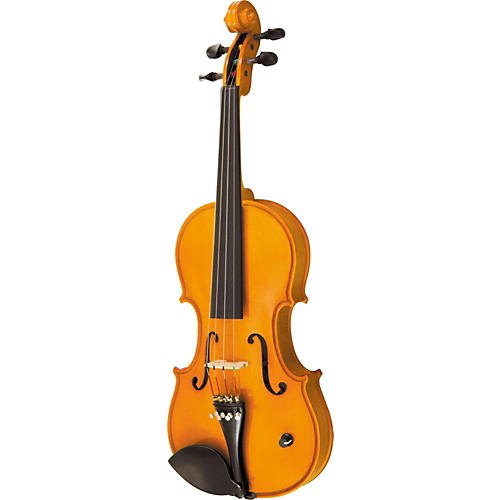 Silver Creek SC3B Acoustic-Electric Violin Amber Brown 4/4 with Soft Case