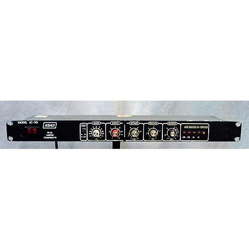 Ashly Audio SC50 PEAK LIMITER COMPRESSOR Compressor-thumbnail