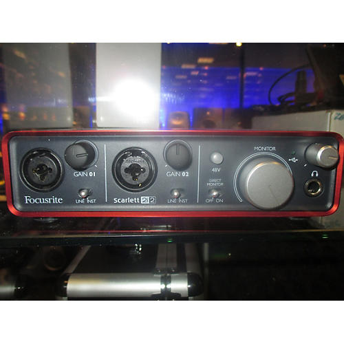 Focusrite SCARLETT 212 Audio Interface-thumbnail