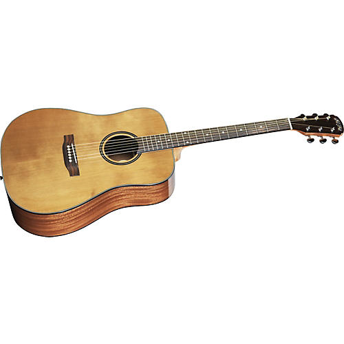 Great Divide SCD Dreadnought Solid Cedar Top Acoustic Guitar