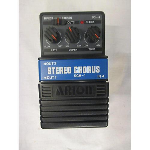 Arion SCH1 STEREO CHORUS Effect Pedal