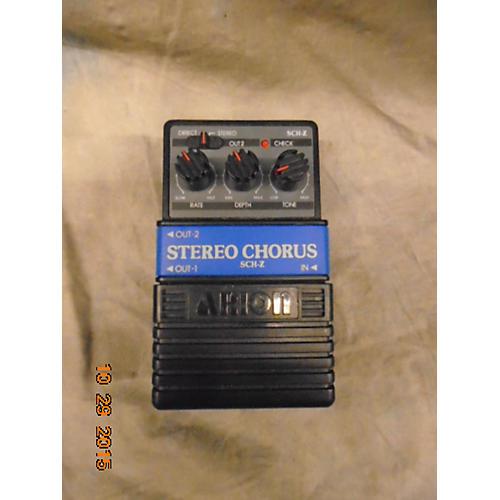Arion SCHZ Stereo Chorus Effect Pedal-thumbnail
