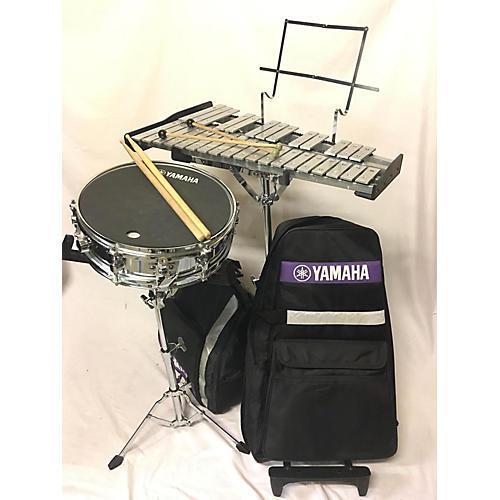Used yamaha sck285r snare bell kit bells guitar center for Yamaha bell kit