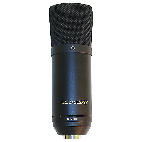 Nady SCM 800 FET Studio Condenser Microphone