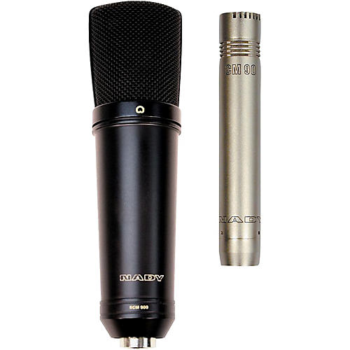 Nady SCM 900 - CM 90 Studio Microphone Package
