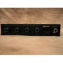Shure SCM410 Unpowered Mixer