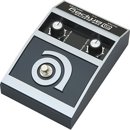 Ampeg SCP-OCT Sub-Blaster Bass Octave Pedal-thumbnail