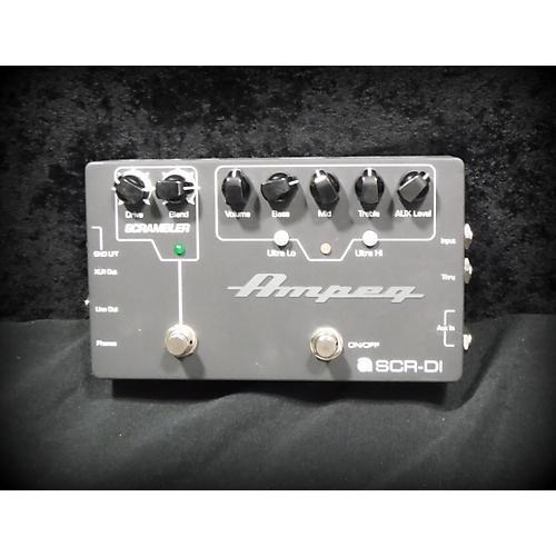 Ampeg SCR-DI Bass Effect Pedal-thumbnail