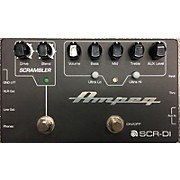 Ampeg SCR-ID Bass Effect Pedal