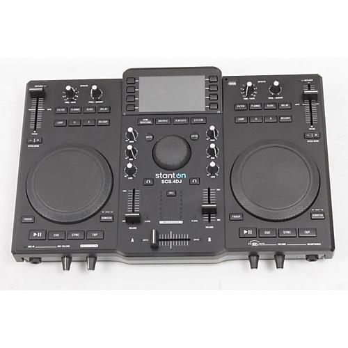 Stanton SCS.4DJ Digital DJ Mixstation and Controller  888365395999