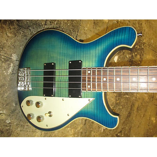 Waterstone SCULLEY Electric Bass Guitar