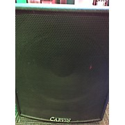 Carvin SCX 1118 Unpowered Subwoofer