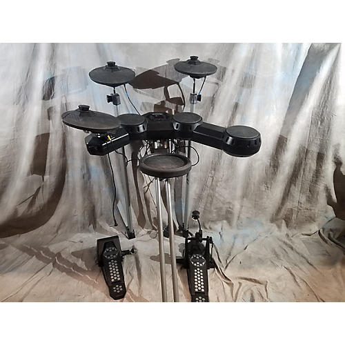 used simmons sd100 electric drum set guitar center. Black Bedroom Furniture Sets. Home Design Ideas