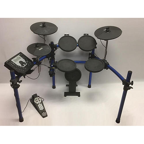 used simmons sd1000 5 piece electric drum set guitar center. Black Bedroom Furniture Sets. Home Design Ideas